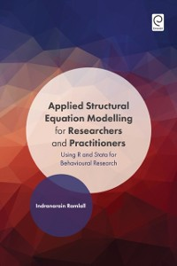 Cover Applied Structural Equation Modelling for Researchers and Practitioners