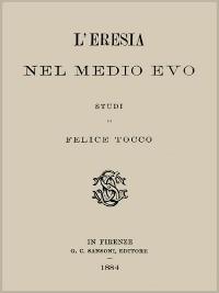 Cover L'eresia nel Medio Evo