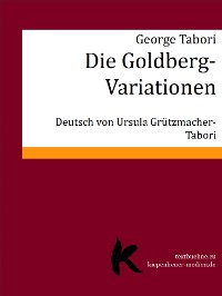 Cover Goldberg-Variationen