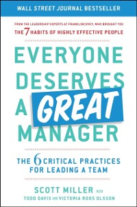 Cover Everyone Deserves a Great Manager