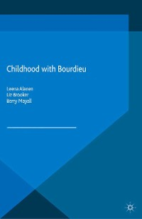 Cover Childhood with Bourdieu