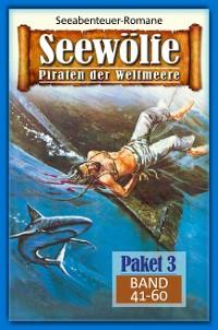 Cover Seewölfe Paket 3
