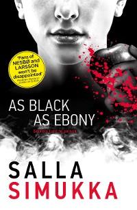 Cover As Black as Ebony