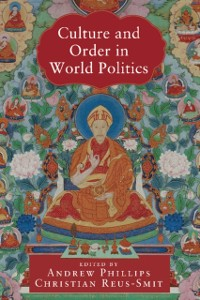 Cover Culture and Order in World Politics