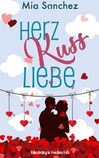 Cover Herz, Kuss, Liebe