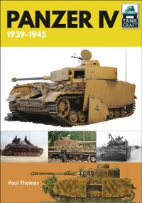 Cover Panzer IV, 1939-1945