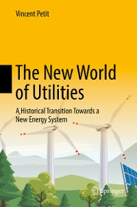 Cover The New World of Utilities