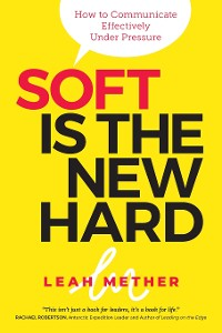 Cover Soft Is The New Hard