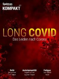 Cover Spektrum Kompakt- Long Covid