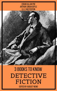 Cover 3 books to know Detective Fiction