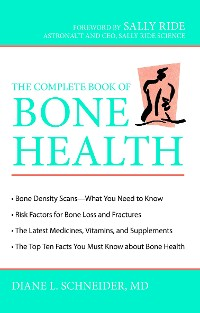 Cover The Complete Book of Bone Health