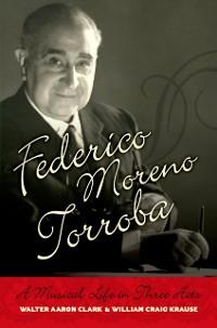 Cover Federico Moreno Torroba
