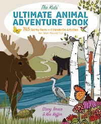 Cover The Kids' Ultimate Animal Adventure Book