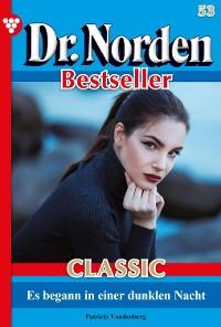 Cover Dr. Norden Bestseller Classic 54 – Arztroman