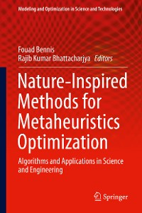 Cover Nature-Inspired Methods for Metaheuristics Optimization