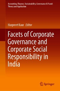 Cover Facets of Corporate Governance and Corporate Social Responsibility in India