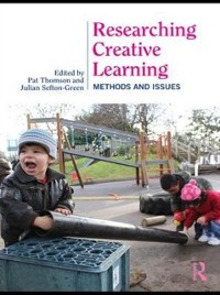 Cover Researching Creative Learning