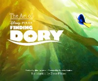 Cover The Art of Finding Dory