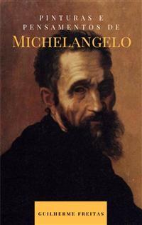Cover Pinturas e pensamentos de Michelangelo