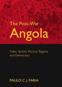 Cover Post-War Angola