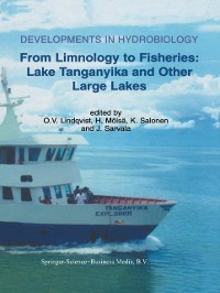 Cover From Limnology to Fisheries: Lake Tanganyika and Other Large Lakes
