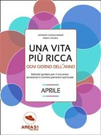 Cover Una vita più ricca: aprile