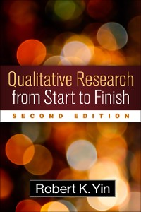 Cover Qualitative Research from Start to Finish, Second Edition