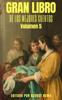 Cover Gran Libro de los Mejores Cuentos - Volumen 5