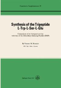 Cover Synthesis of the Tripeptide l-Trp-l-Ser-l-Glu