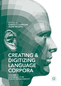 Cover Creating and Digitizing Language Corpora