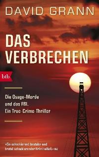 Cover Das Verbrechen