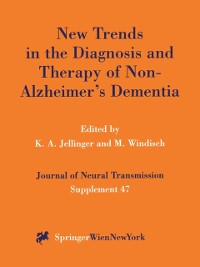 Cover New Trends in the Diagnosis and Therapy of Non-Alzheimer's Dementia