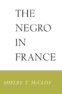 Cover The Negro in France