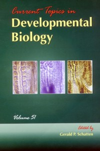 Cover Current Topics in Developmental Biology