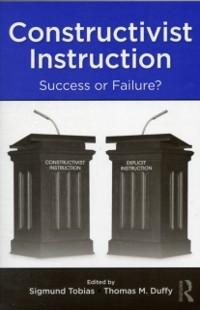 Cover Constructivist Instruction