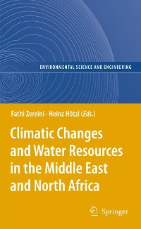 Cover Climatic Changes and Water Resources in the Middle East and North Africa
