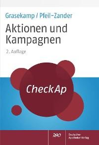 Cover CheckAp Aktionen und Kampagnen