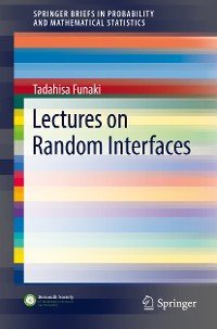 Cover Lectures on Random Interfaces