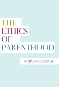 Cover Ethics of Parenthood