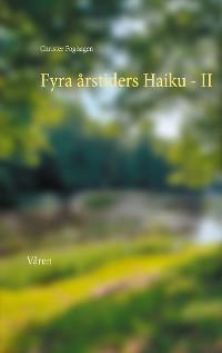 Cover Fyra årstiders Haiku - II