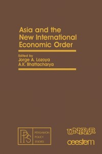 Cover Asia and the New International Economic Order
