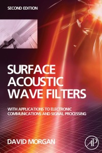 Cover Surface Acoustic Wave Filters