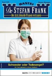 Cover Dr. Stefan Frank 2509 - Arztroman