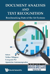 Cover Document Analysis and Text Recognition