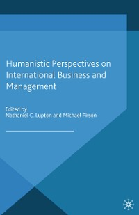 Cover Humanistic Perspectives on International Business and Management