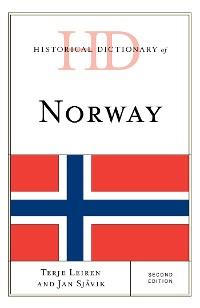 Cover Historical Dictionary of Norway