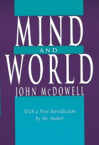 Cover Mind and World