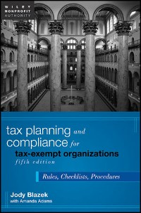 Cover Tax Planning and Compliance for Tax-Exempt Organizations