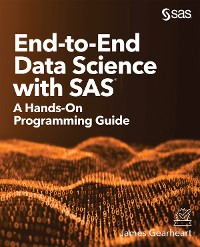 Cover End-to-End Data Science with SAS