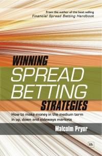 Cover Winning spread betting strategies
